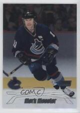 1999-00 Topps Stadium Club Chrome #3 Mark Messier Vancouver Canucks Hockey Card