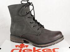 Rieker Stiefel, Stiefelette  Boots, Winterstiefel grau 93010  NEU!
