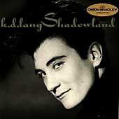 k.d. lang - Shadowland (CD 1988)