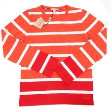 6914F manica BURBERRY MANICA LUNGA COTONE polo bimbo t-shirt kids