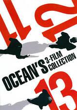 Ocean's 3 Film Collection (DVD, 2011, 3-Disc Set)
