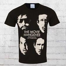 Logoshirt Herren T-Shirt Hangover Some Guys schwarz für Männer Men's Tee black