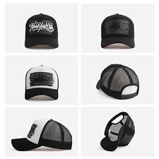 XL~2XL 60~63Cm New York City Herren Gaze Mützen Baseball Cap Kappe Snapback Hut