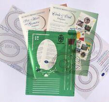 Creative Memories VARIETY TO CHOOSE!!! 12 inch BORDERLINE RULERS