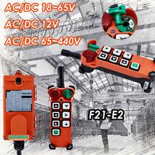F21-E2 Industrial Radio Funkfernbedienung für Brückenkran AC / DC12V-440V