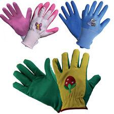 Hase Kinder Arbeitshandschuhe Gartenhandschuhe Kinder Arbeits Garten Handschuhe