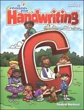 A Reason for Handwriting C (Grade 3) - Cursive