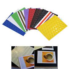 Picture Photo Home Scrapbook Stickers PVC Corner DIY Decoration Albums Paper