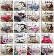 Set Copripiumino & Federe, Olivia Rocco Reversibile Bed Linen Quilt Sets