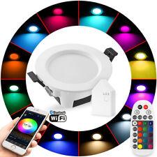 RGB+WW+CW LED Spotlights Ceiling Panel Lamp Down Light WIFI/Bluetooth Mesh Kit