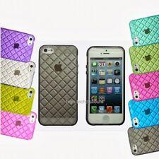 Housse etui coque gel diamant pour Apple iPhone SE + film ecran