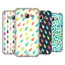 CASE DESIGNS delle gocce HEAD modelli Soft Gel Custodia per telefoni SAMSUNG 3