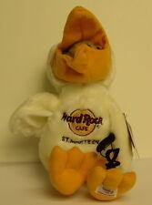 ST.MAARTEN,Hard Rock Cafe Teddy Bear/Duck Mistake VHTF