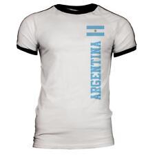 World Cup Argentina Mens Soccer Jersey T-Shirt