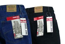 Paladino jeans uomo pantaloni denim 5 tasche regular fit tg. 46/64 2 varianti