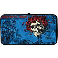 Grateful Dead Women's Skull & Roses Girls Wallet