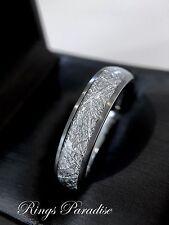Meteorite Ring Men Meteorite Ring Women Meteorite Ring Men Engagement Tungsten