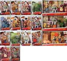 Toy Story-Figuren Ovp-Disney Pixar-Mattel Select: 1-er/3-er Pack/Set