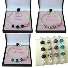 Magnifique bracelets, cadeau pour demoiselle d'honneur, Someone Special, AMI ,