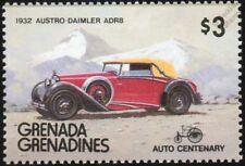 1932 AUSTRO DAIMLER ADR8 MINT AUTOMOBILE CAR STAMP