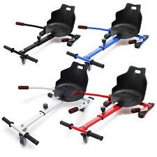 Sitzscooter verschiedene Farben Kartsitz Hoverboard Hoverkart Hoverseat