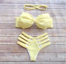 New Triangle Swimwear 8 Style Bikini Sets Women Suit Brazilian Maillot De Bain