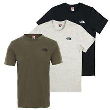 The North Face Herren Men T-Shirt Simple Dome Tee Oberteil Red Label S bis XXL