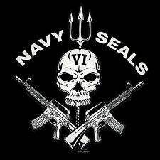 * Navy Seals Marines Special Forces  T-Shirt *3195 LS