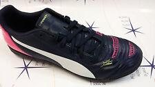 Scarpa calcetto Puma Evopower 4.2 TT  5103223 Blu-rosa