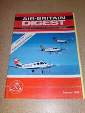 AIR BRITAIN DIGEST - Autumn 1998 Vol 50 # 3
