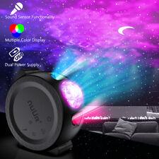 LED Night Light Projector LED LIGHT 3-in-1 Star Night Light Ocean Wave Project