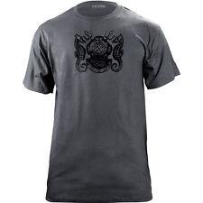 Vintage Army Diver Master Badge Subdued Veteran T-Shirt