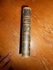 """""""Australie: Voyage Autour Du Monde"""" by Beauvoir, Comte De. 1870 with Maps French"""