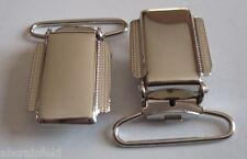 Betttuchspannerclip, Klip, Clips, Klipse, Hosenträgerclip, 25mm und 35mm breit