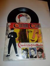 "CULTURE CLUB - Church Of The Poison Mind - 1983 UK 7"" Juke Box Vinyl Single"