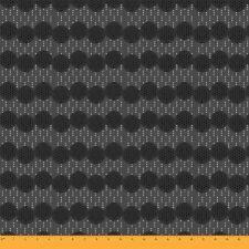 Soimoi Stoff die Blume des Lebens geometrisch Stoff Meterware bedrucken-GMD-520H