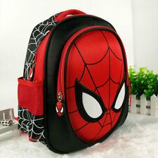 Kids Backpack Spider-man Boys Spider Man School Bags 2018 Toddler Backpacks New