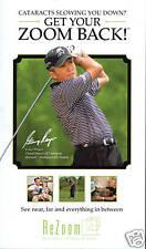 Gary Player - booklet - Grand Slam Golf Champion Champ