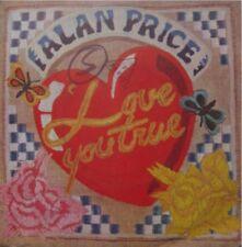 "ALAN PRICE love you true/mr sunbeam SP45T 7"" 1980 RARE+"