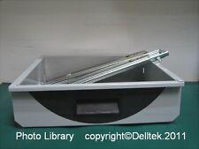 Rosengrens SAFE Cassetto in metallo grigio 287x287xh84mm CON CUSCINETTO A SFERA rotaie