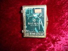 BATMAN RETURNS TRADING CARDS Complete Set Near Mint-1