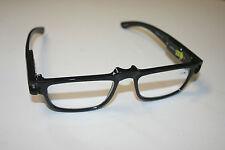 EyeBrights Lighted Reading Glasses LED Light Fishing Restaurant 1.75 New Black R