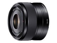 Brand New Sony Alpha 35mm f/1.8 OSS NEX E-mount Prime Lens SEL35F18