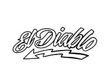 stickers, Fabio Quartararo, 20 , El Diablo