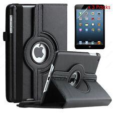 Apple iPad 2/3/4 Case, 360 Degree Rotating Stand Case Cover Auto Sleep /Sleep US
