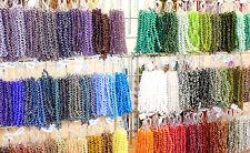 SuperDuo Beads Perlen Twin 2,5x5 mm 100 Farben *TOP Qualität* 50 Stück, 1 Strang