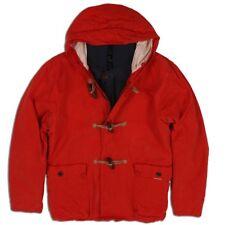 Scotch & Soda Duffle Coat Con Interior Acolchado desmontable Chaqueta Combo (naranja)