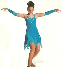 All That Jazz Tap Lyrical Ballet Dance Dress Costume Charleston Child & Adults