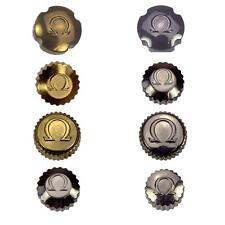 Original vintage Omega Kronen in verschiedenen Ausführungen und Abmessungen