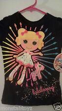 Lalaloopsy T-Shirt Jewel Sparkles or Spot Splatter Splash